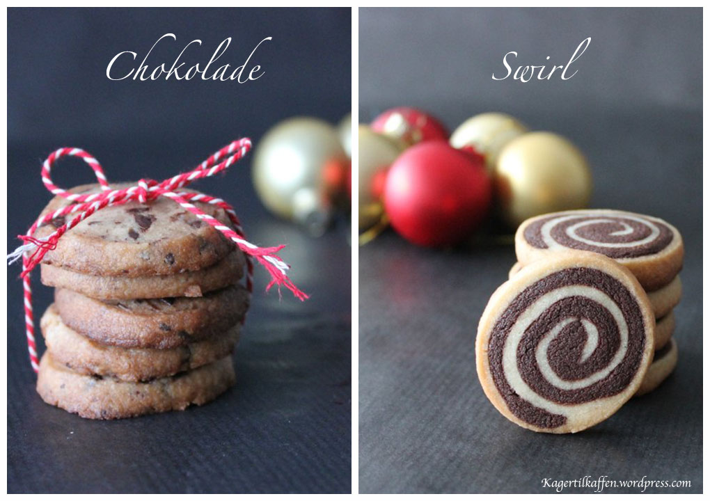 Chokolade og swirl specier