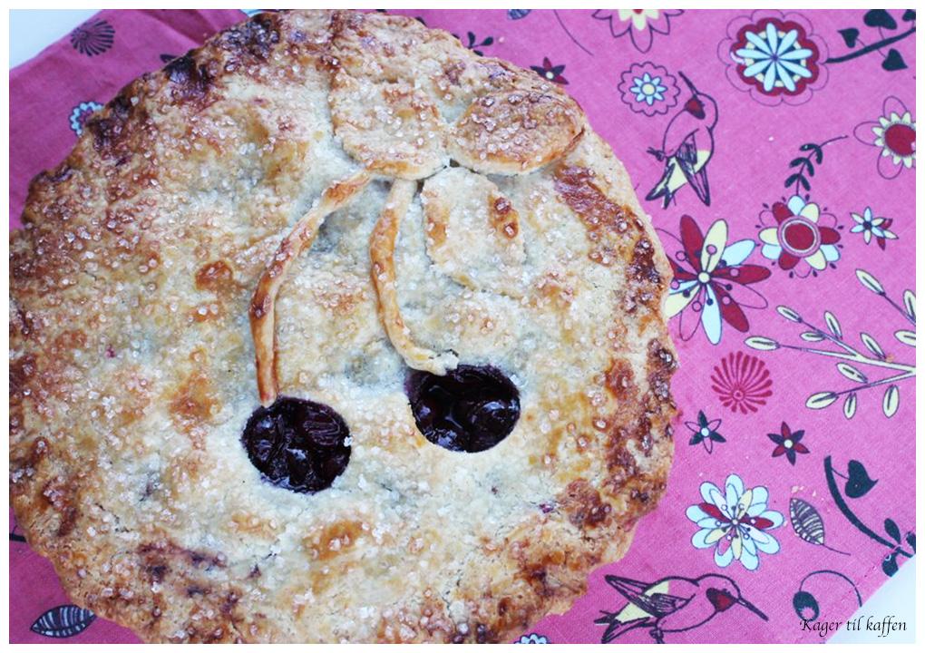 Kirsebærtærte