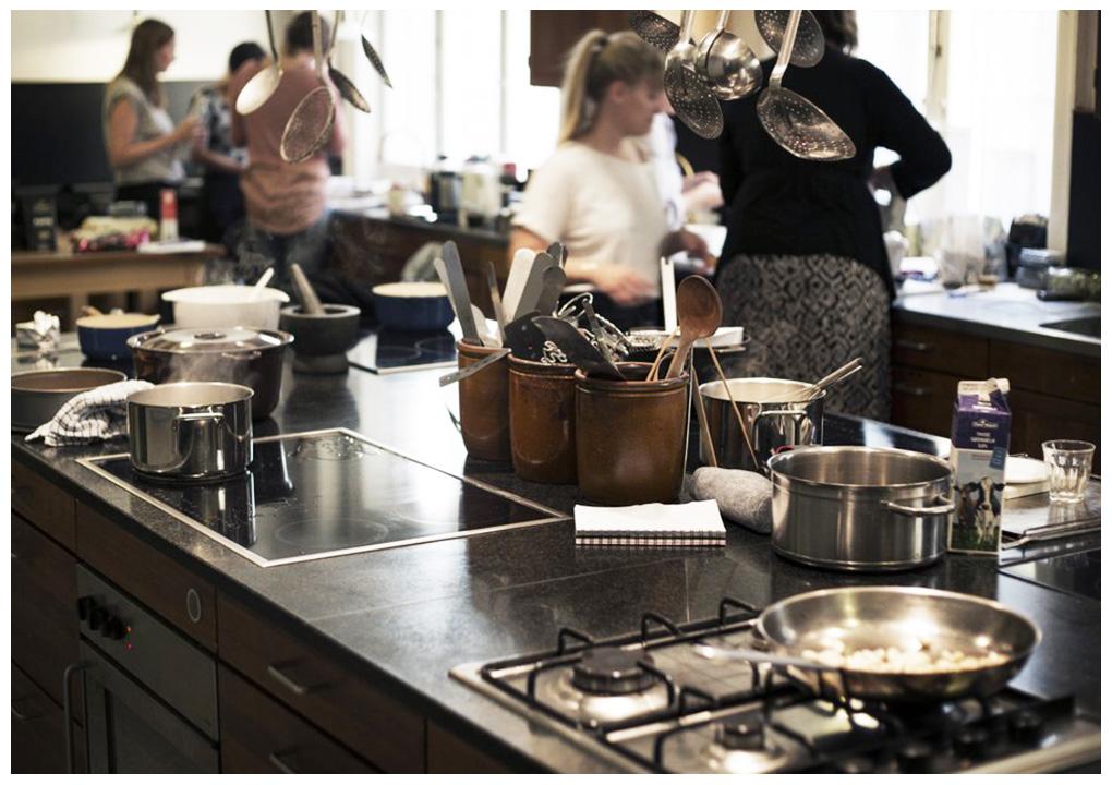 Det søde køkken