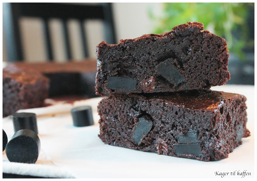 Lakrids brownie