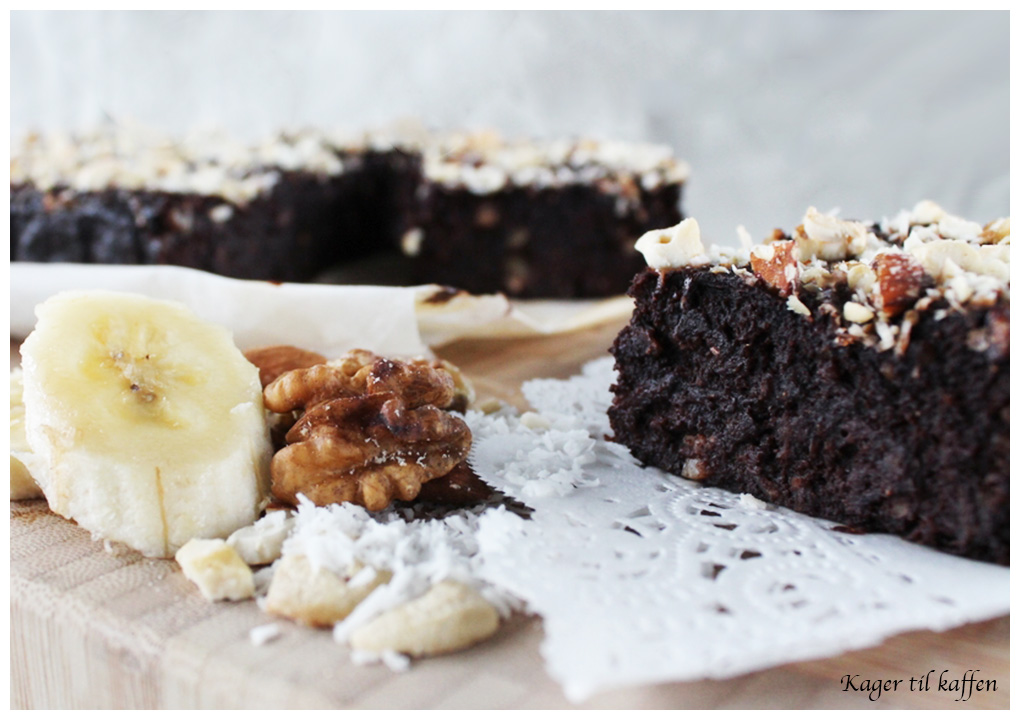Sund brownie glutenfri