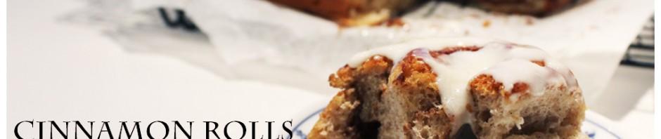 Cinnamol rolls