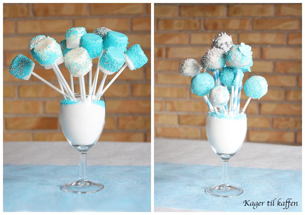 barnedåb - popcakes og skumfiduser