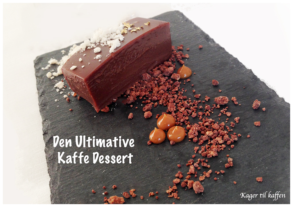 den ultimative kaffe dessert