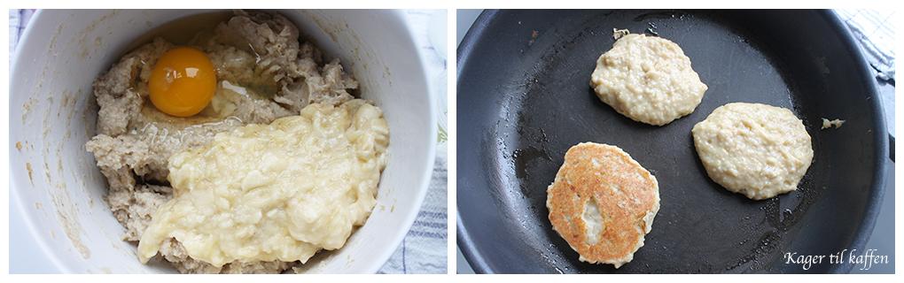making klatkager af havregrød